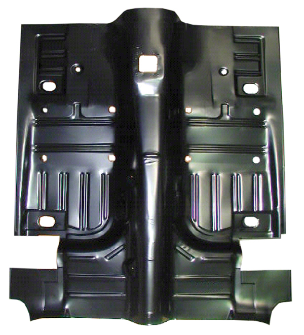 1968 floor pan assembly full coupe fastback mercury cougar for 1968 mustang floor pan replacement