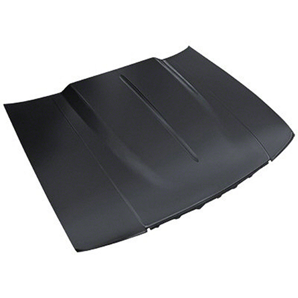 Cowl Induction Pan : Hood ss cowl induction chevrolet impala
