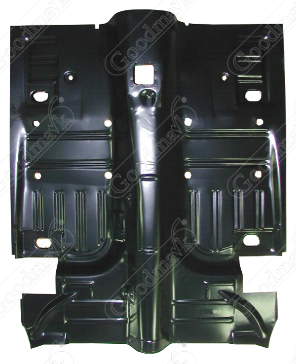 floor pan assembly full 1964 1965 1966 ford mustang