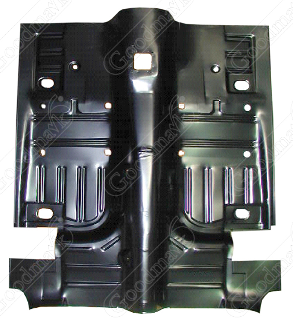 floor pan assembly full 1967 1968 ford mustang mercury For1968 Ford Mustang Floor Pans