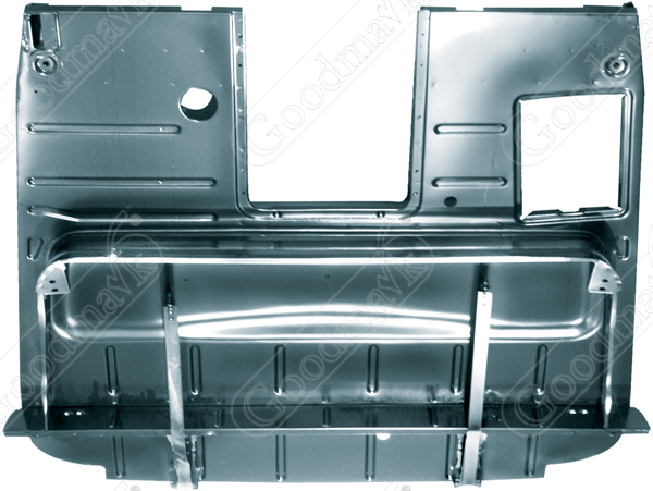 floor pan assembly full 1947 1948 1949 1950 1951 1952