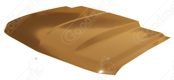 Cowl Induction Pan : Hood cowl induction style inch