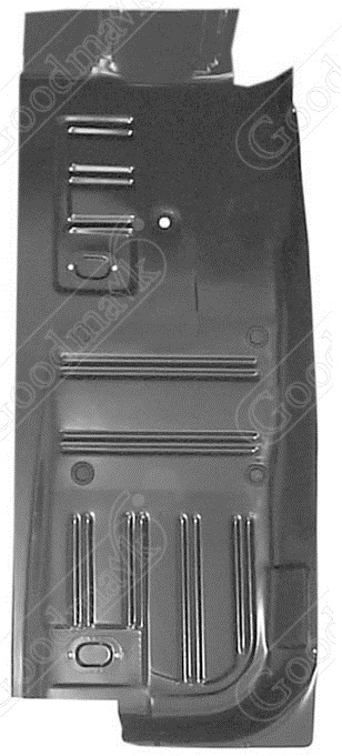 1967 floor pan half full length coupe fastback left for 1967 mustang floor pan