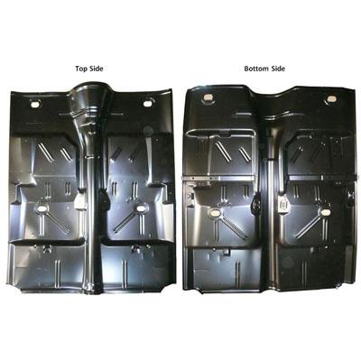 Floor pan assembly full 1962 1963 1964 1965 1966 1967 for 1966 chevy truck floor pans