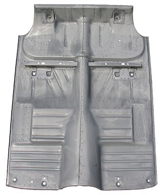 Floor pan assembly full 1955 1956 1957 chevrolet 150 for 1957 chevy floor pan replacement