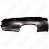 Quarter Panel, Outer Skin, Rear, Right, 1968 1969 1970 1971 1972 Chevrolet El Camino, GMC Caballero