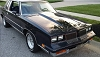 Hood, Cowl Induction Style, 2 inch Cowl, 2 Door Only, 1981 1982 1983 1984 1985 1986 1987 1988 OLDSMOBILE Cutlass Supreme