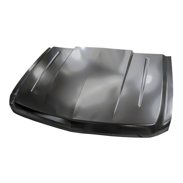 2008 hood cowl induction 2 inch cowl chevrolet. Black Bedroom Furniture Sets. Home Design Ideas