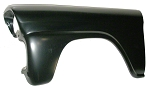 1958 Front Fender, Left, GMC Suburban/Panel