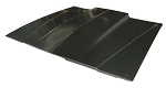 Hood, Cowl Induction Style, 2 inch Cowl, AMD, 1981 1982 1983 1984 1985 1986 1987 1988 Chevrolet Monte Carlo