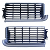1969 Grilles, Left and Right, OLDSMOBILE 442