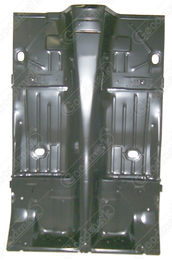 Floor Pan Assembly, Full, 1967 1968 1969 Chevrolet Camaro, Pontiac Firebird, Trans Am