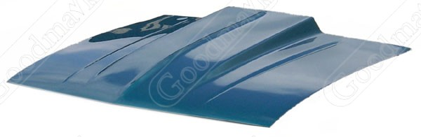 Hood, Cowl Induction Style, 2 inch Cowl, 1982 1983 1984 1985 1986 1987 1988 1989 1990 1991 1992 Chevrolet Camaro