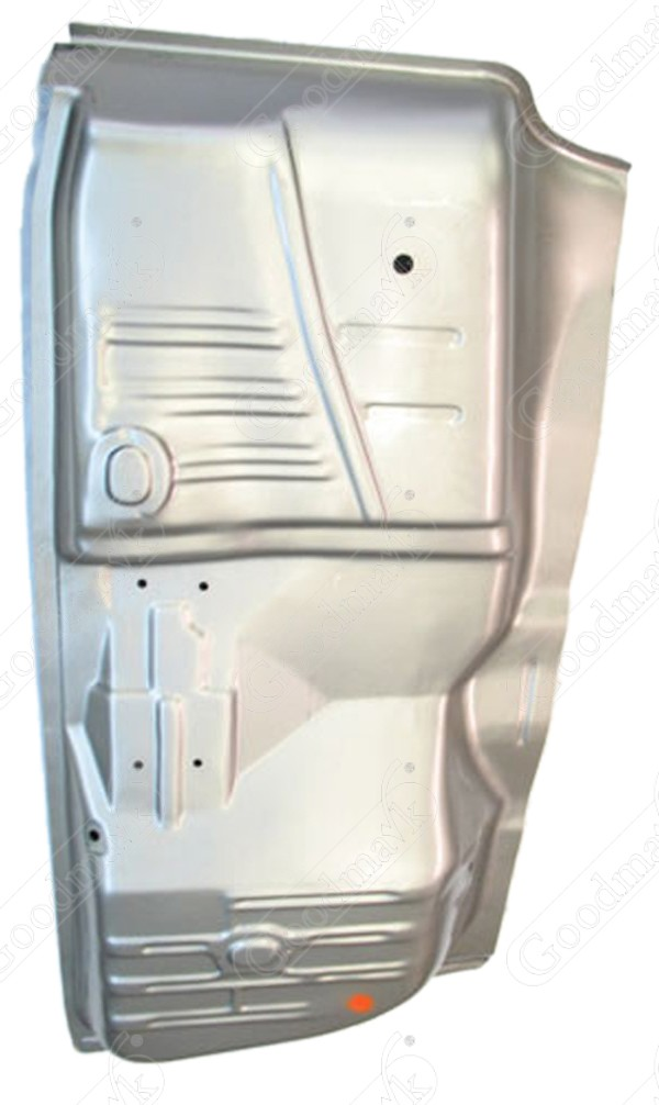 Floor Pan, Half, Right, 1961 1962 1963 1964 Chevrolet Impala, Biscayne