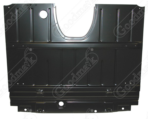 Floor Pan Assembly, Full, 1955 2nd Series 1956 1957 1958 1959 Chevrolet GMC Pickup Truck