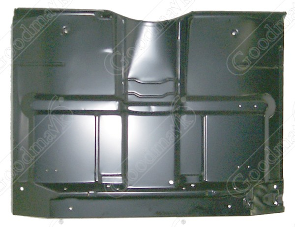 Floor Pan Assembly, Full, 1967 1968 1969 1970 1971 1972 Chevrolet GMC Pickup Truck