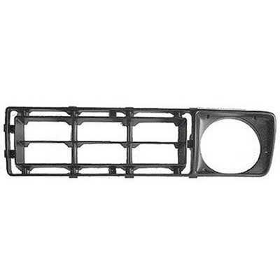 Grille, Left, 1976 1977 Ford Truck