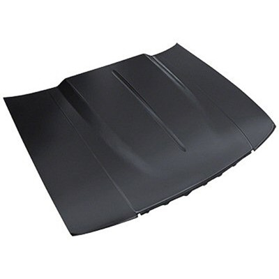 Hood, Cowl Induction Style, SS, 1994 1995 1996 Chevrolet Impala, Caprice