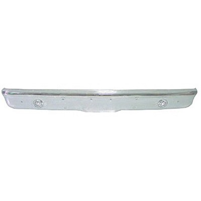 Front Bumper, Chrome, 1967 1968 1969 1970 Chevrolet GMC Pickup Truck