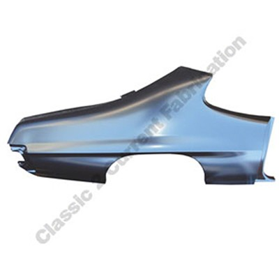 Quarter Panel, Rear, Right, 1970 1971 1972 Pontiac Tempest, Lemans, GTO