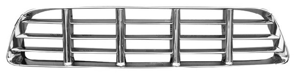 Grille Assembly, Chrome, 1955 2nd Series 1956 Chevrolet Pickup Truck